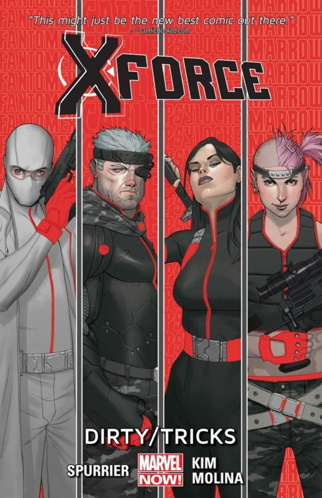 X-Force (2014) Vol 1