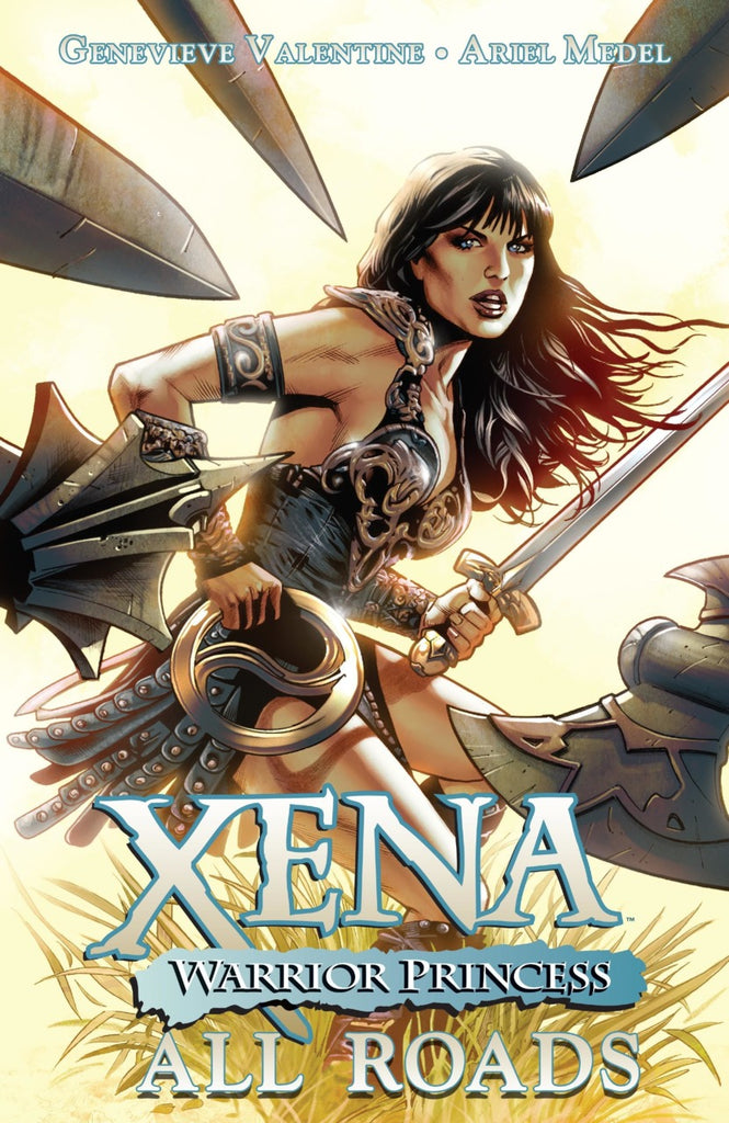 Xena Warrior Princess: All Roads