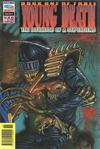 Young Death: Boyhood of a Superfiend 3x Set