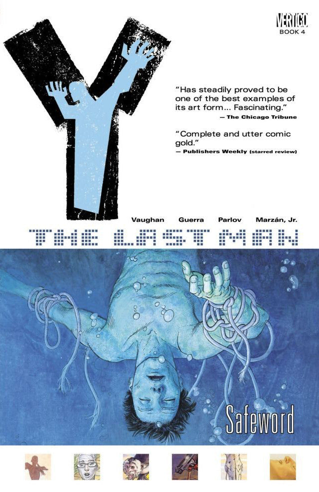 Y the Last Man Vol 4 - Safeword