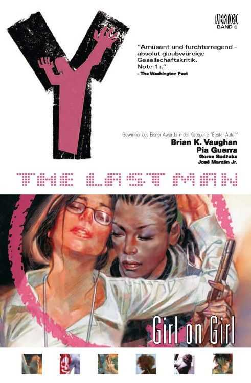 Y the Last Man Vol 6 - Girl on Girl