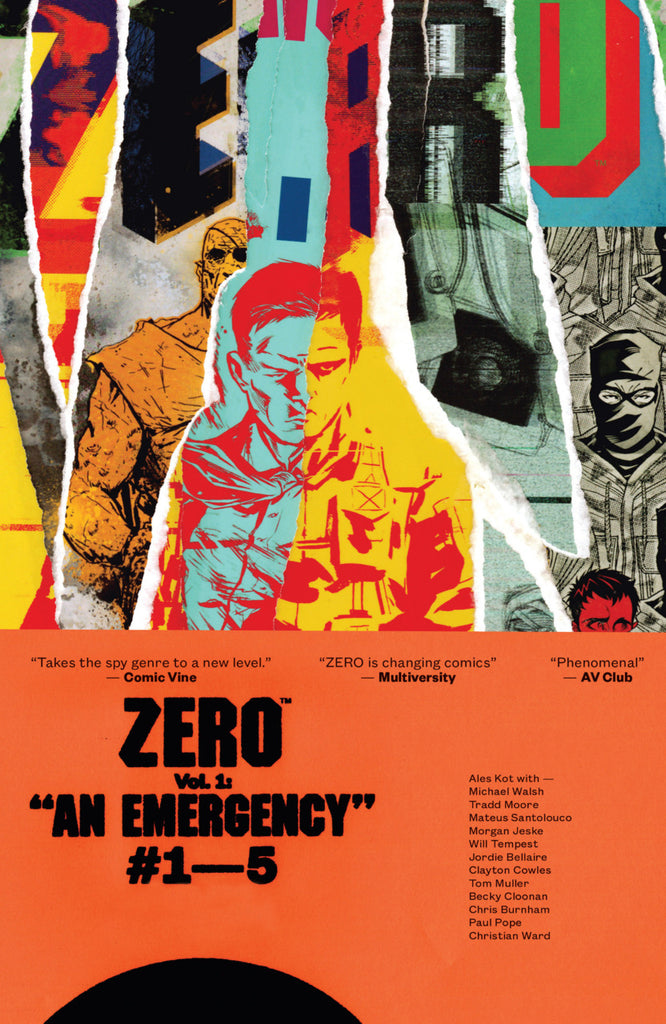Zero Vol 1 - An Emergency