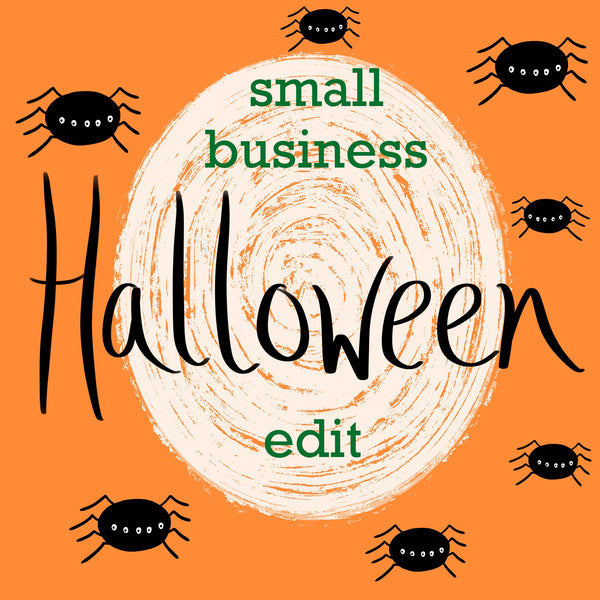 Small Business Halloween Edit