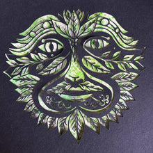 Load image into Gallery viewer, UNFRAMED Jack in the Green - Green Man Papercut - Cherry Pie Lane