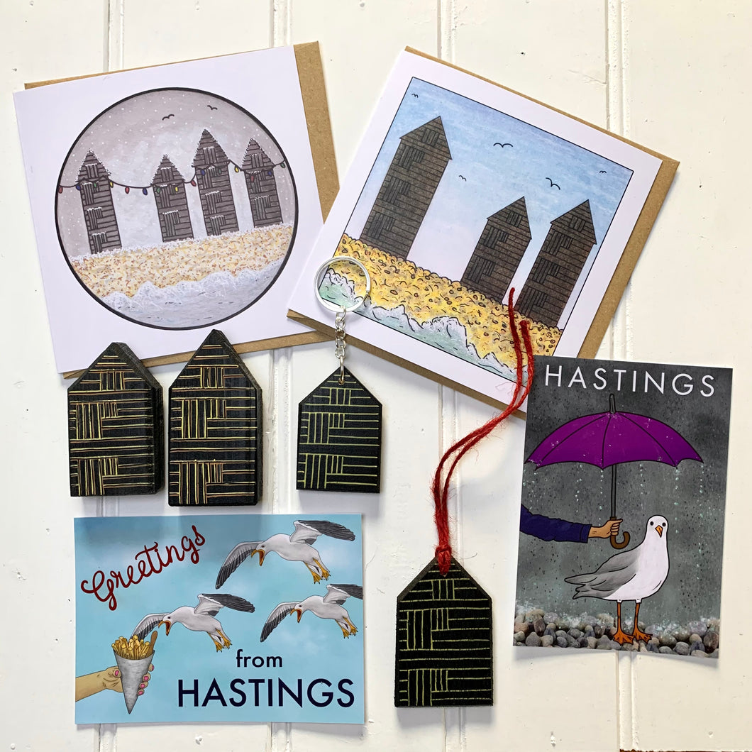The BIG Hastings Christmas Gift Box - Cherry Pie Lane