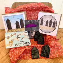 Load image into Gallery viewer, The BIG Hastings Christmas Gift Box - Cherry Pie Lane