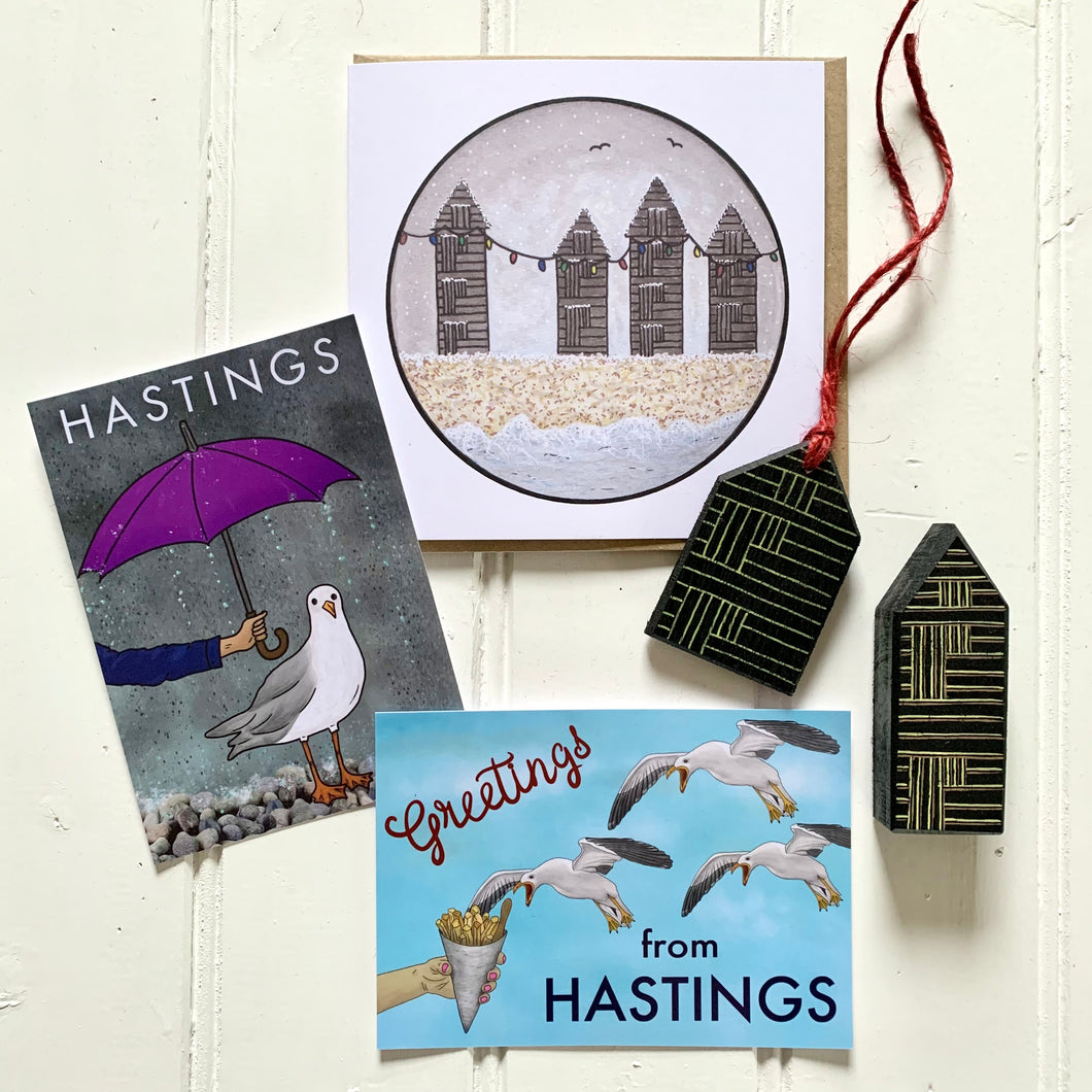 The Hastings Christmas Gift Box - Cherry Pie Lane