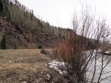 PELL EYRE GOLD Placer Mining Claim, Dolores River, Dolores County, Colorado