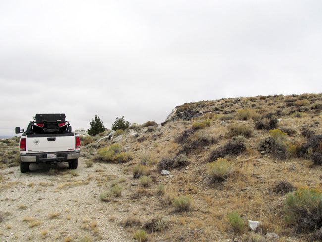 BIG WIND Placer Mining Claim, Big Horn Jade, Fremont County, Wyoming