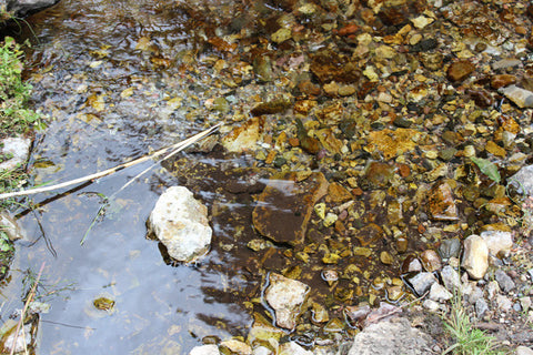 BOUCHER GOLD Placer Mining Claim, French Creek, Beaverhead County, Montana