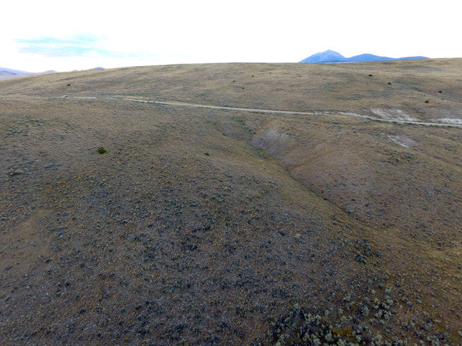 AINGEAL GOLD Placer Mining Claim, Taylor Creek, Beaverhead County, Montana