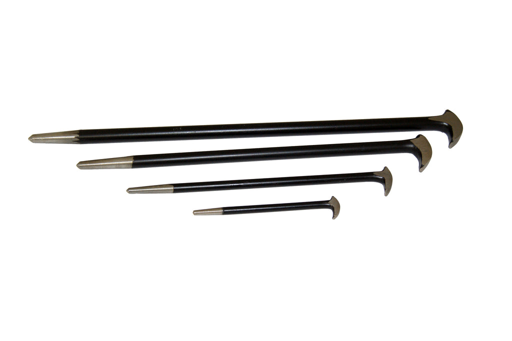 4 Piece Pry Bar Set