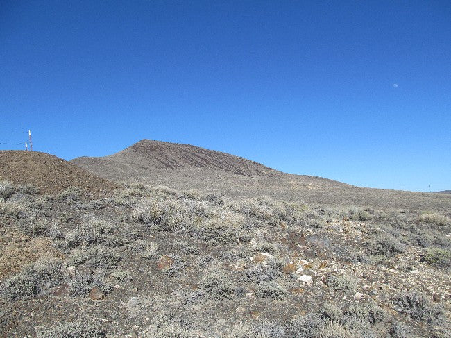 CROWN POINT Lode Mining Claim, Tonopah, Nye County, Nevada
