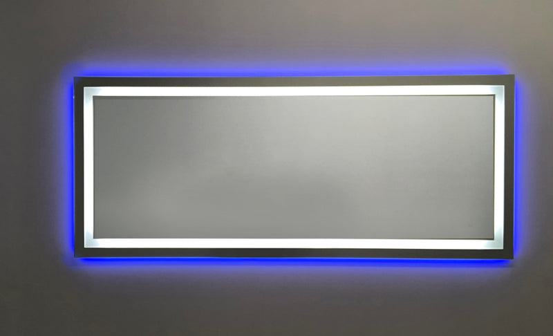 MIROIR LED DL72 - 72 x 30""
