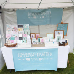 Haveago Crafter stall