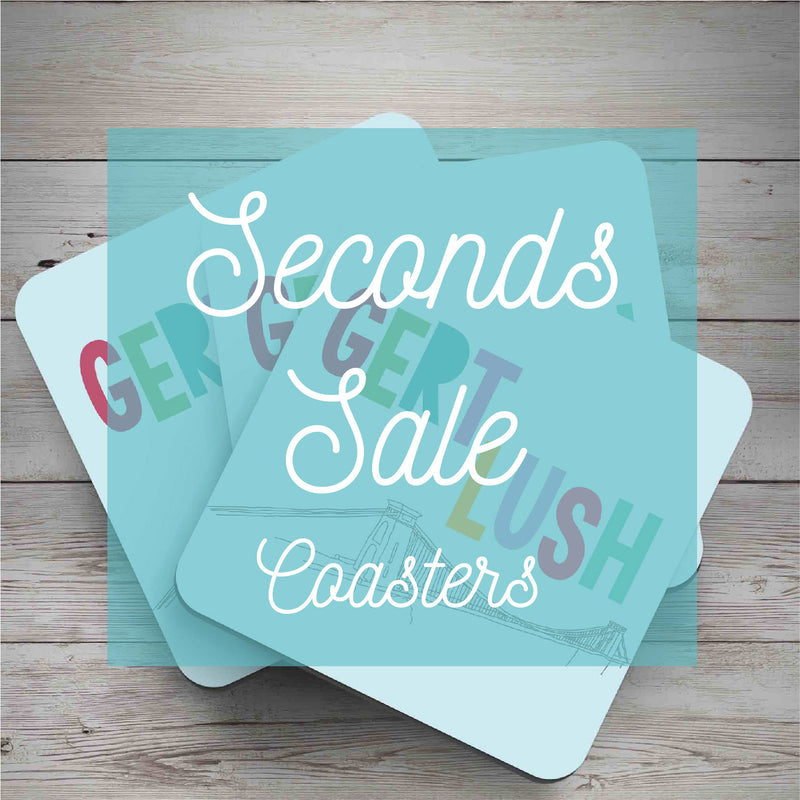 Seconds - coasters - Haveago Crafter
