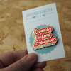 Ovaries before brovaries quote bright hard enamel pin - Haveago Crafter
