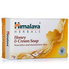 Nourishing Skin Cream & Honey Soap 75g