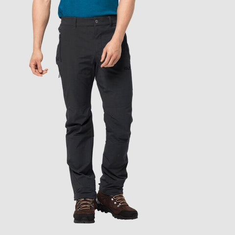 Jack Wolfskin - Pants  - Black - 1505481 - Gib.Shopping