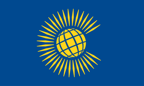 5ft by 3ft Commonwealth Flag