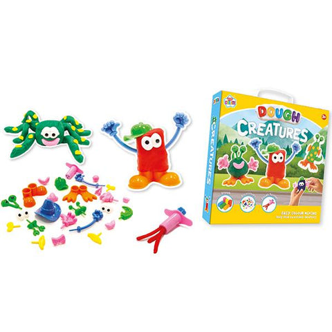 Dough Creatures set