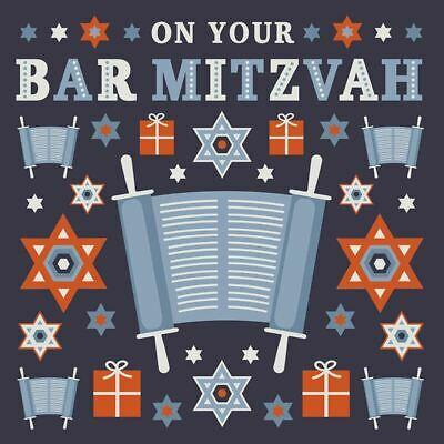 On Your Bar Mitzvah Card