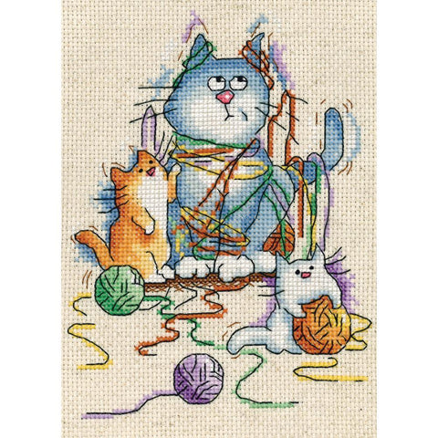 Cross Stitch (counted) -