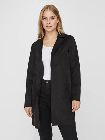 Noisy May - Coat - Black- 27009103 - Gib.Shopping