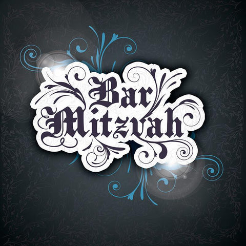 Bar Mitzvah Special Day Card