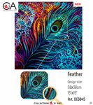 DIAMOND ART KIT - FEATHER