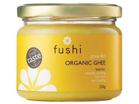 Ghee Clarified Organic Grass Fed Butter 230g