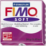 FIMO SOFT polymer clay 56g block
