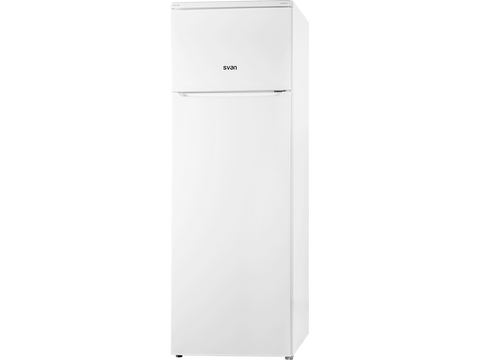 SVAN SVF160B WHITE FRIDGE FREEZER 2 DOOR 160CM