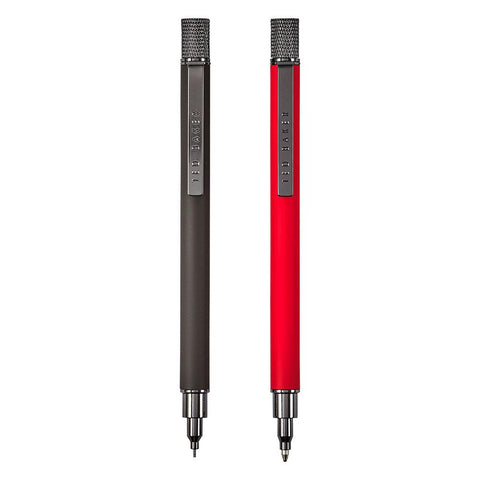 Wild+Wolf -Ballpoint Pen & Mechanical Pencil Set- TED700