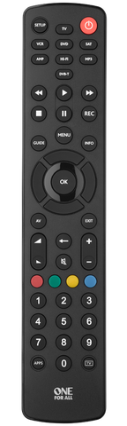 One For All Contour 8 Remote Control