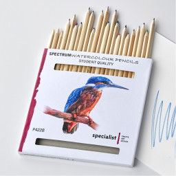 Spectrum Watercolour Pencil Set