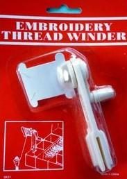 Embroidery Thread Bobbin Winder 9cm