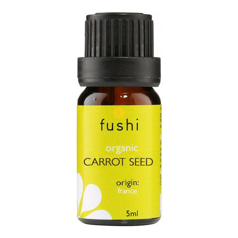 Carrot Seed Organic Essential Oil - 5ml
