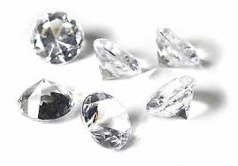 Acrylic Diamonds - 20g