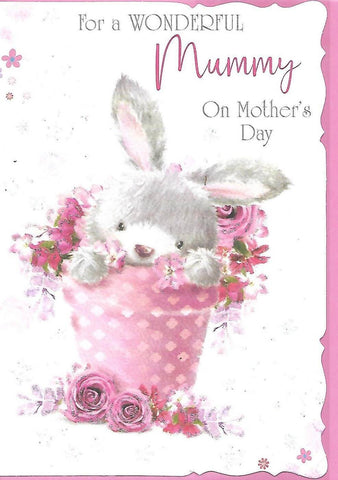 Mothers Day Cute Card Mummy