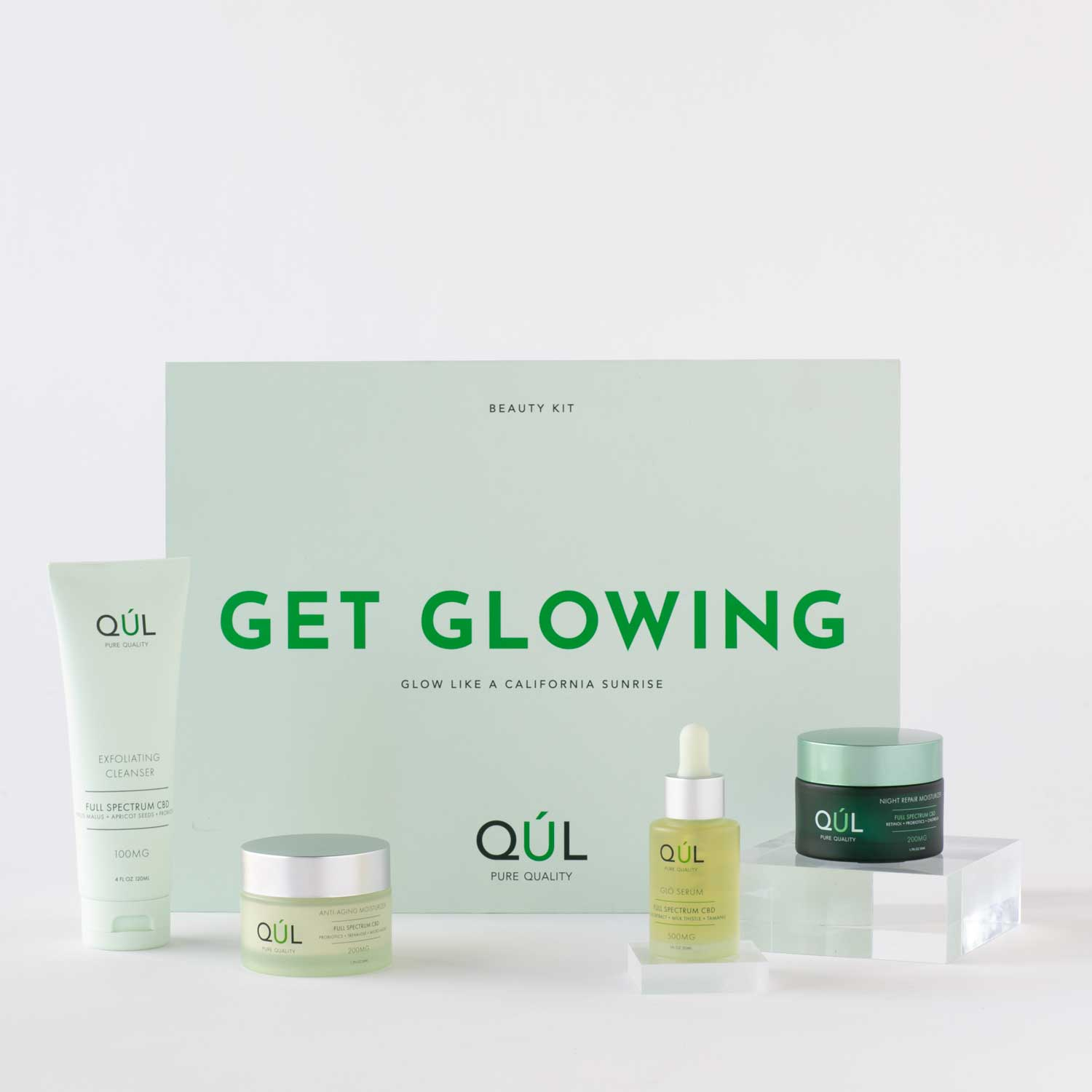 Get Glowing Beauty Kit