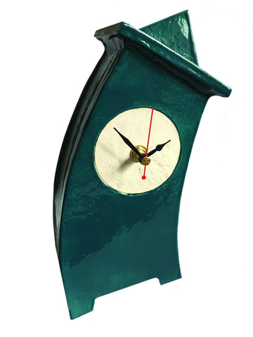 Table Clock, Mantle Clock, Shelf Clock, PeterBowenArt - PeterBowenArt