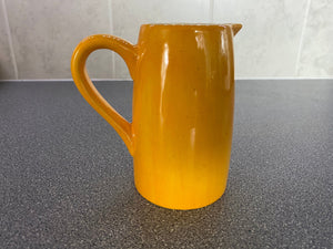 Cream Jug, Creamer, 1/2 pint 300mL, Handmade - PeterBowenArt
