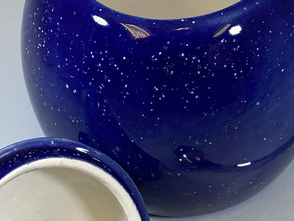 Sugar Bowl Royal Blue - PeterBowenArt