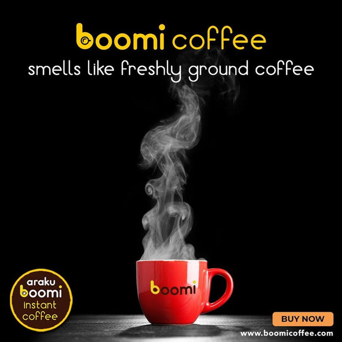 Why is Boomi instant Coffee getting more popular day by day?
