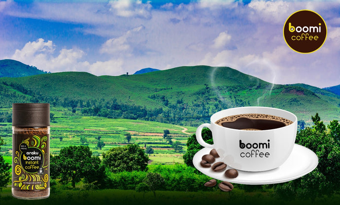 Boomi Instant Coffee Magic