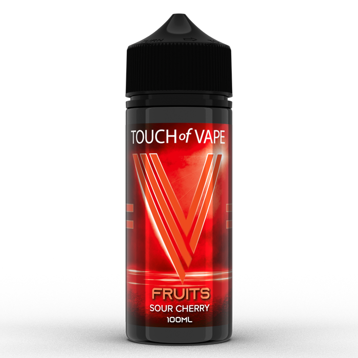 Touch of Vape 70/30 Fruits - Sour Cherry