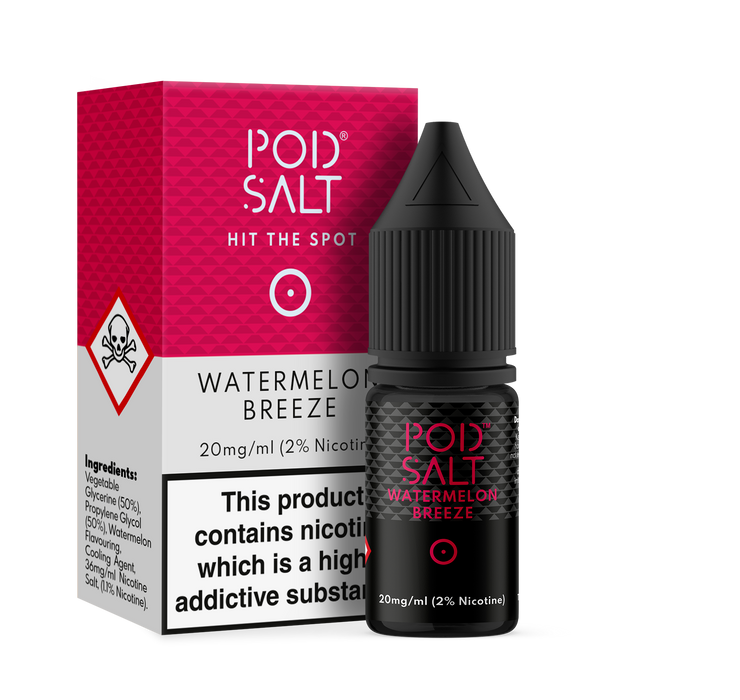 Pod Salt - Watermelon Breeze