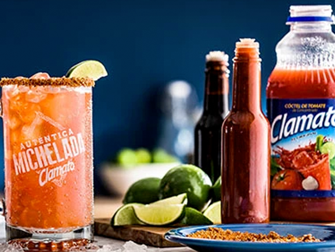 Original Clamato Michelada Recipe