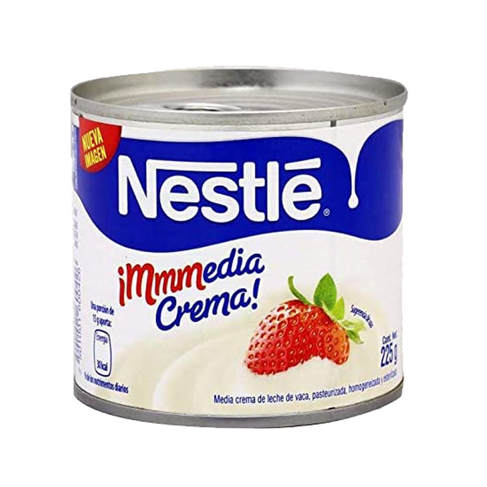 Nestle Mexican Half-Cream